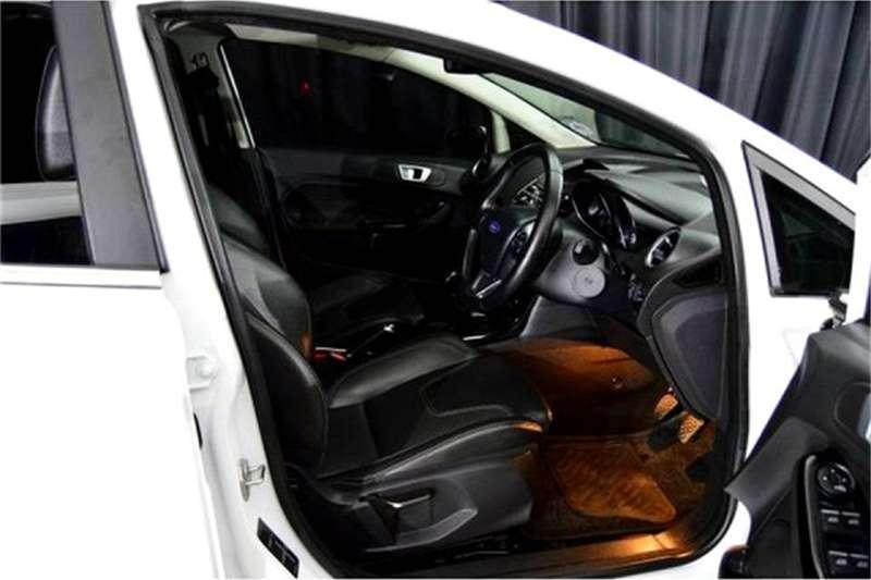 Ford Fiesta 5 door 1.0T Titanium 2017