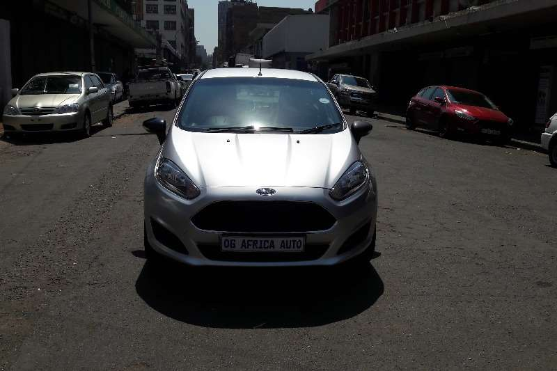 Ford Fiesta 5 door 1.0T Titanium 2018