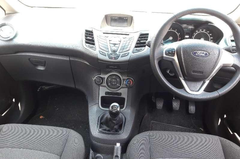 Ford Fiesta 5 door 1.0T Titanium 2018