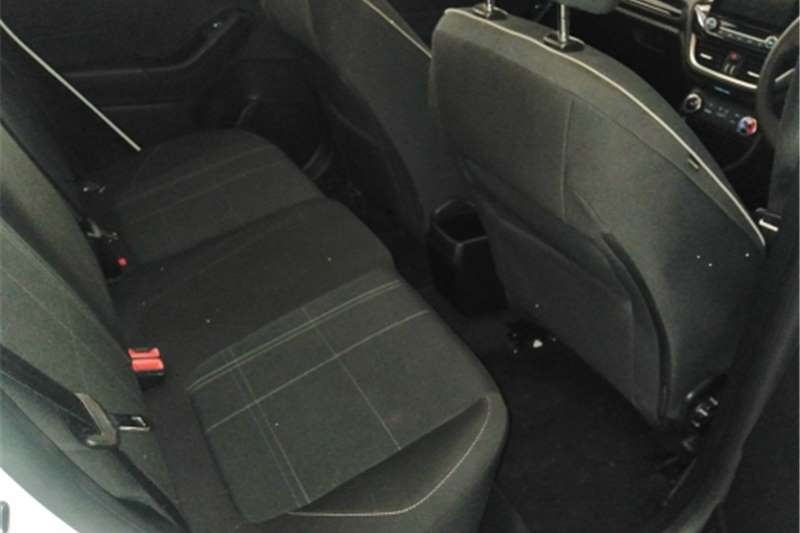 Ford Fiesta 5-door 1.0T Titanium 2019