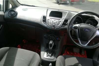 Used 2015 Ford Fiesta 5 door 1.0T Titanium auto