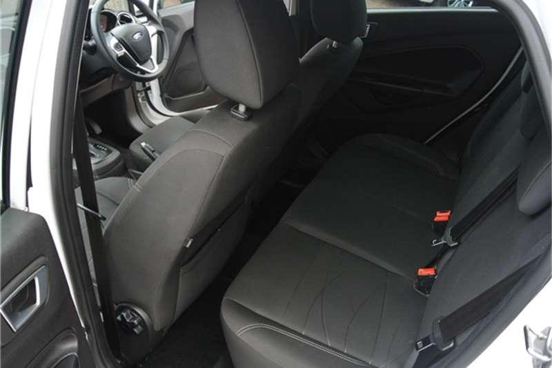 Ford Fiesta 5 door 1.0T Titanium auto 2016