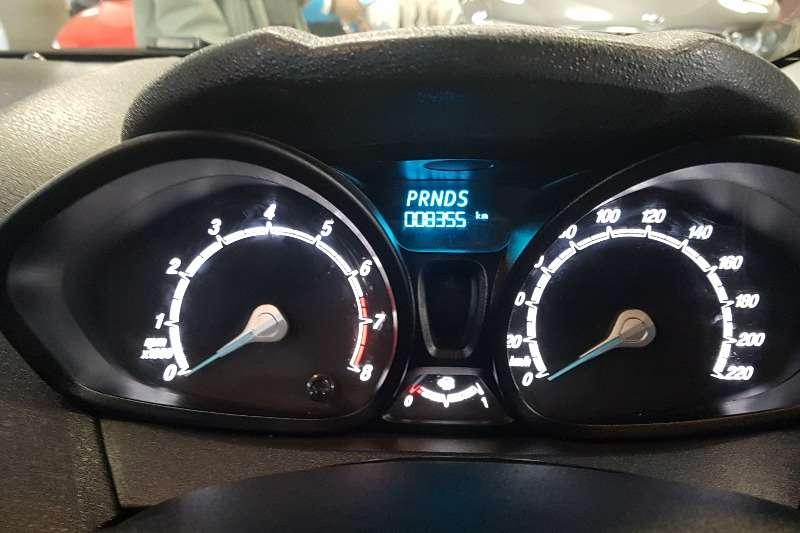 Ford Fiesta 5 door 1.0T Titanium auto 2017