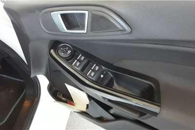 Used 2017 Ford Fiesta 5 door 1.0T Titanium auto