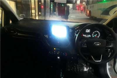 Ford Fiesta 5 door 1.0T Titanium auto 2018