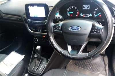 Used 2019 Ford Fiesta 5 door 1.0T Titanium auto