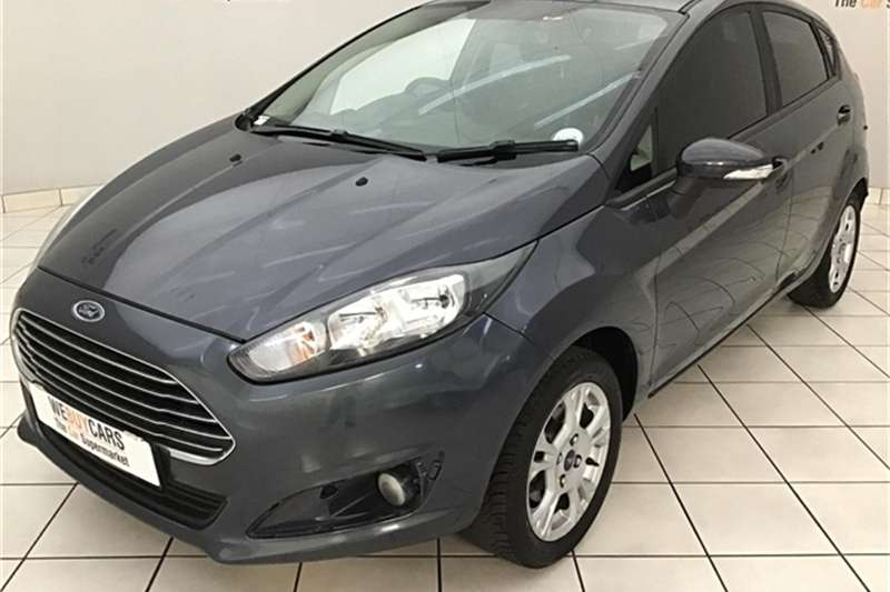 Ford Fiesta 5 door 1.0T Trend 2013