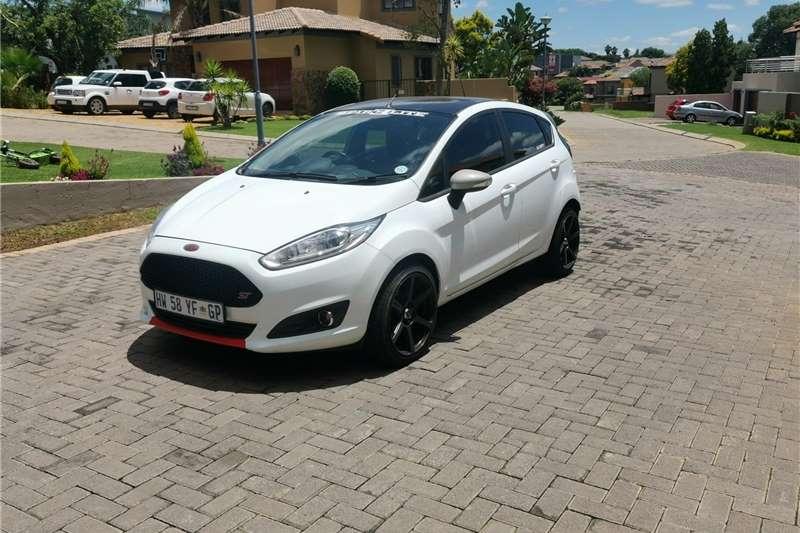 Ford Fiesta 5 door 1.0T Trend 2013