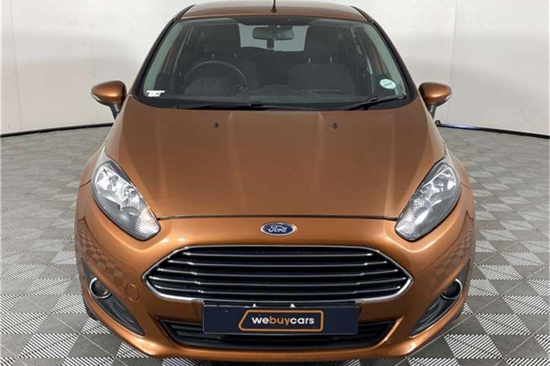 2013 Ford Fiesta Fiesta 5-door 1.0T Trend