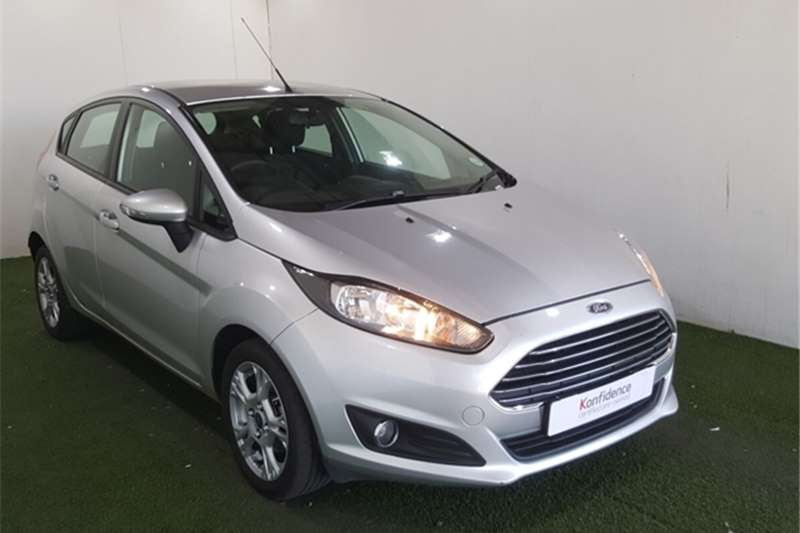 Ford Fiesta 5 door 1.0T Trend 2014