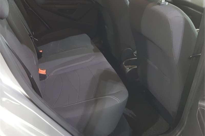 Ford Fiesta 5-door 1.0T Trend 2014