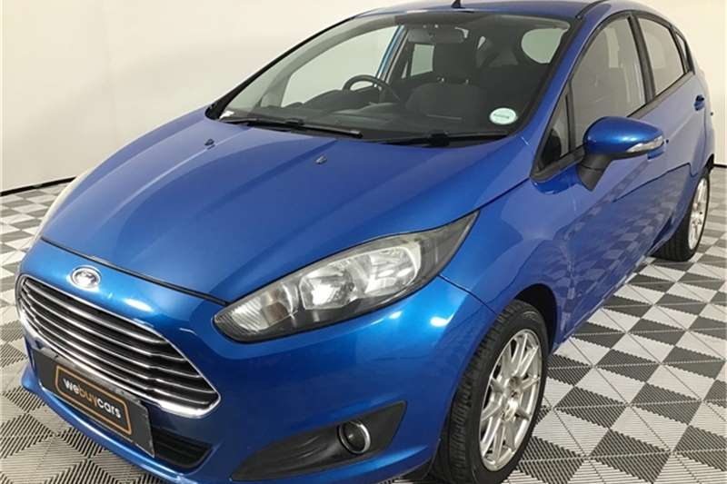 Ford Fiesta 5-door 1.0T Trend 2014
