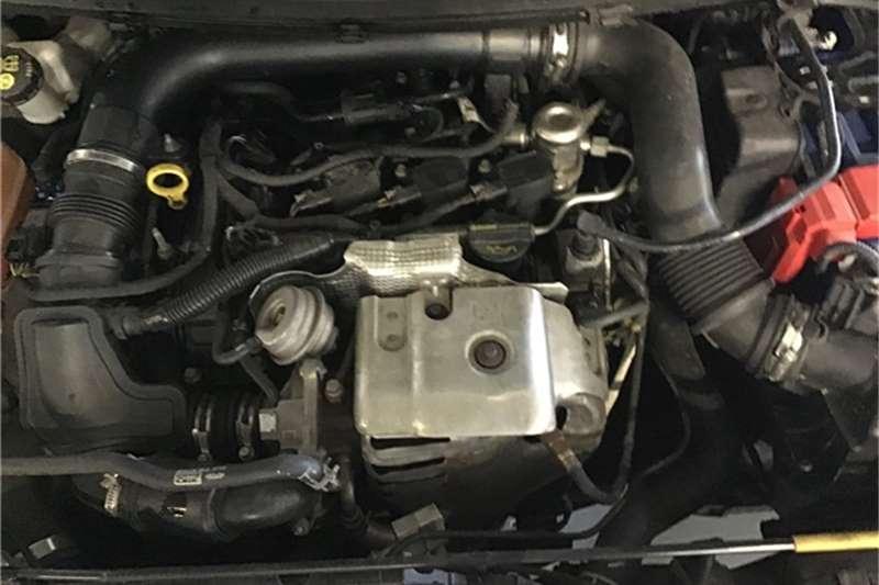 2015 Ford Fiesta Fiesta 5-door 1.0T Trend