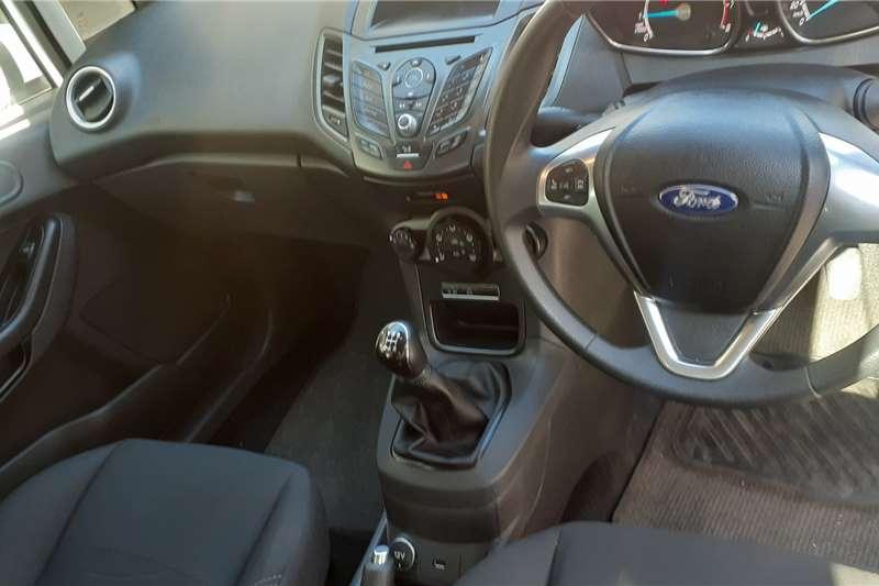 Ford Fiesta 5 door 1.0T Trend 2016