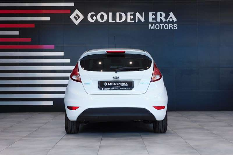 Ford Fiesta 5 door 1.0T Trend 2016