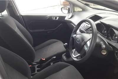 Used 2016 Ford Fiesta 5 door 1.0T Trend