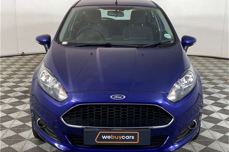 2016 Ford Fiesta Fiesta 5-door 1.0T Trend