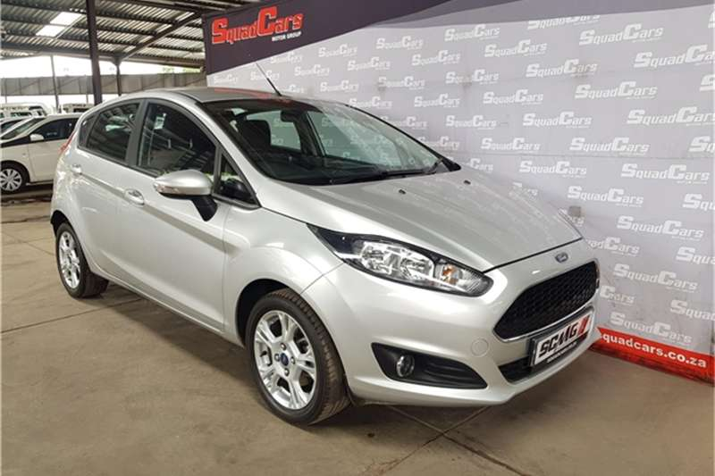 Ford Fiesta 5 door 1.0T Trend 2017