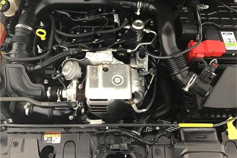Ford Fiesta 5-door 1.0T Trend 2017