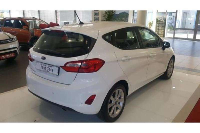 Ford Fiesta 5 door 1.0T Trend 2018