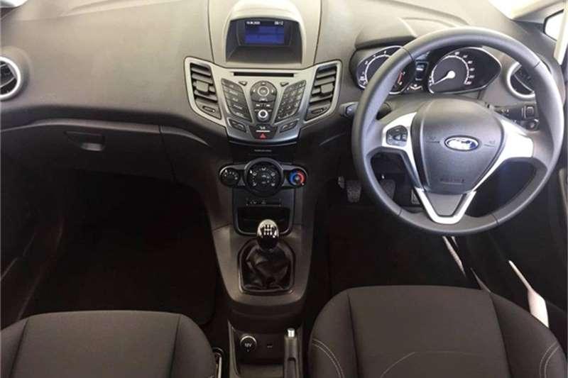 Ford Fiesta 5 door 1.0T Trend 2018