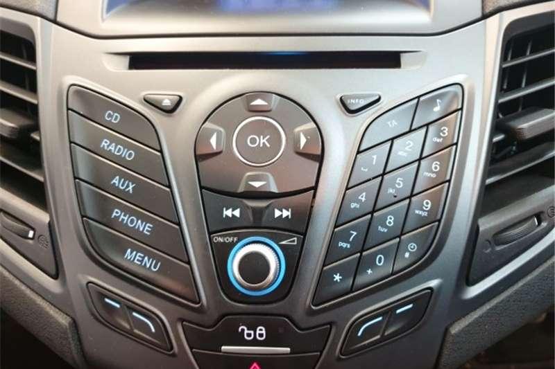 Ford Fiesta 5-door 1.0T Trend 2018