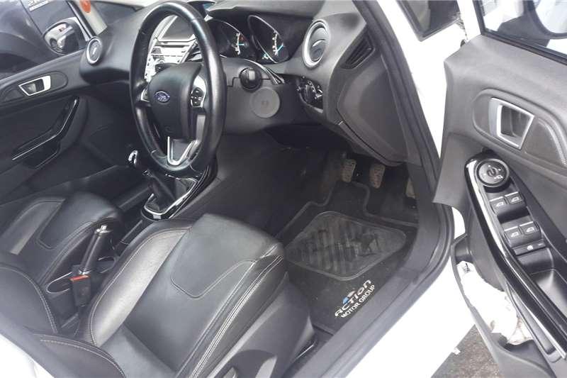 2018 Ford Fiesta Fiesta 5-door 1.0T Trend
