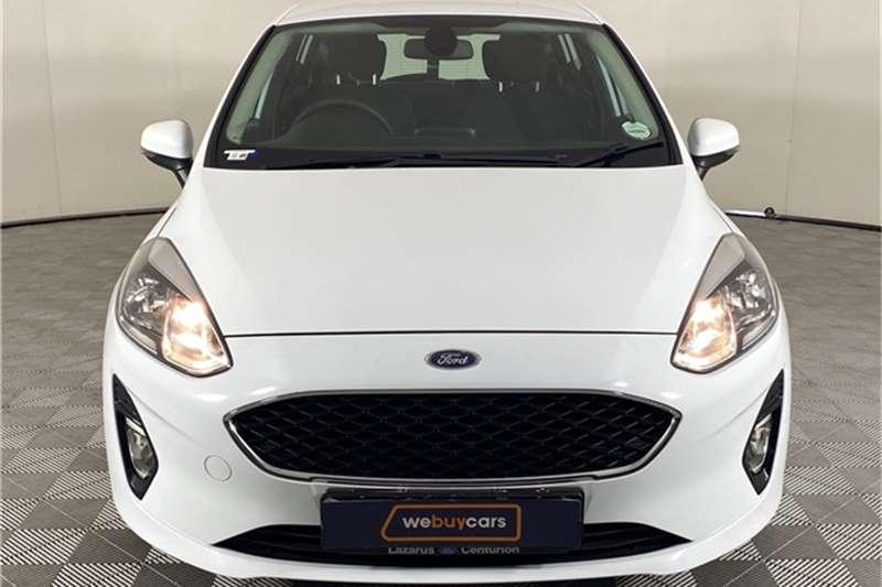 Used 2018 Ford Fiesta 5 door 1.0T Trend
