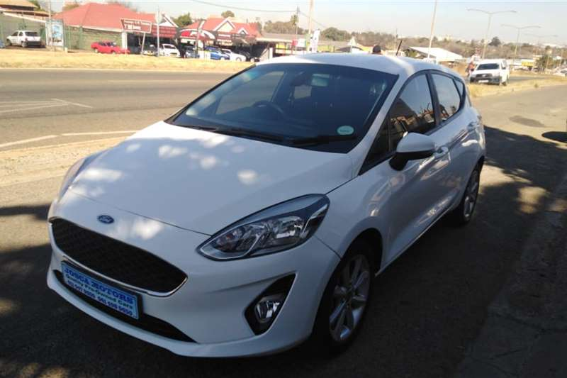 Ford Fiesta 5 door 1.0T Trend 2019
