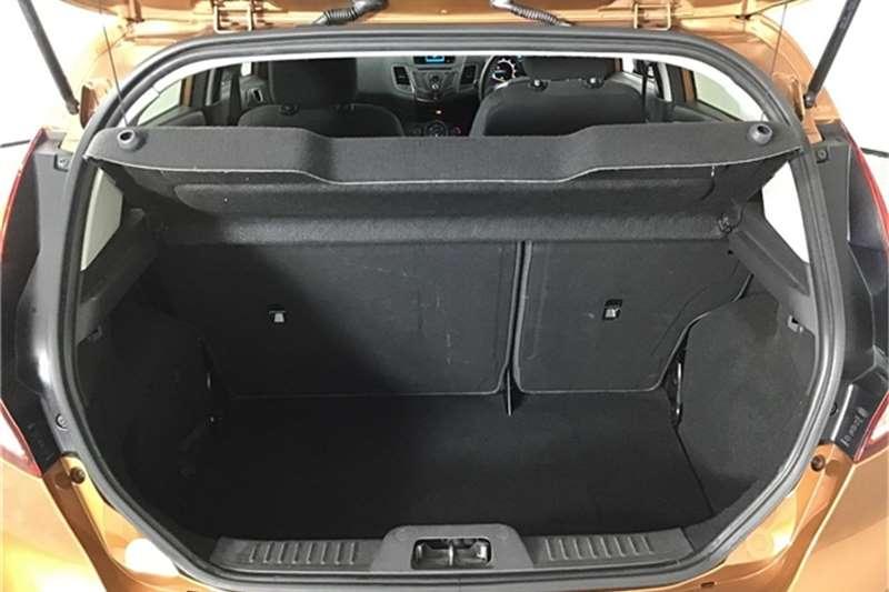 Ford Fiesta 5-door 1.0T Trend auto 2014