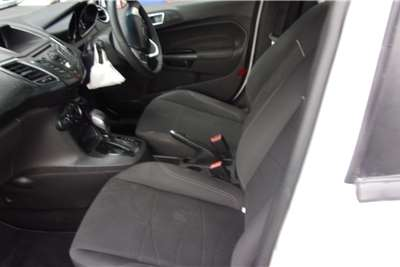 Ford Fiesta 5 door 1.0T Trend auto 2014