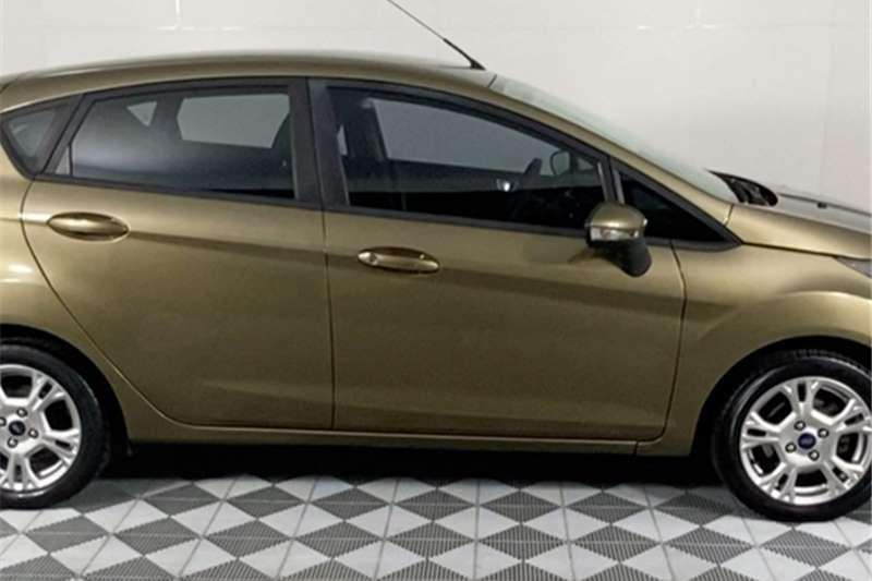 2014 Ford Fiesta Fiesta 5-door 1.0T Trend auto