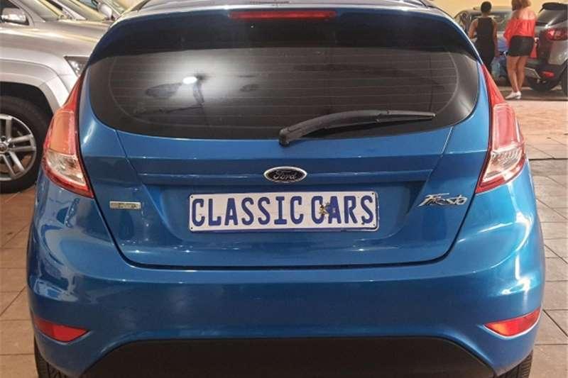 Used 2014 Ford Fiesta 5 door 1.0T Trend auto