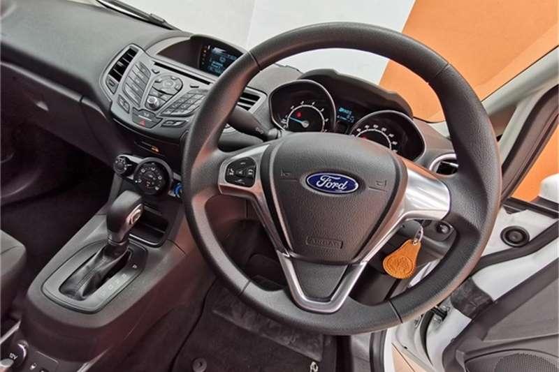 Ford Fiesta 5 door 1.0T Trend auto 2015