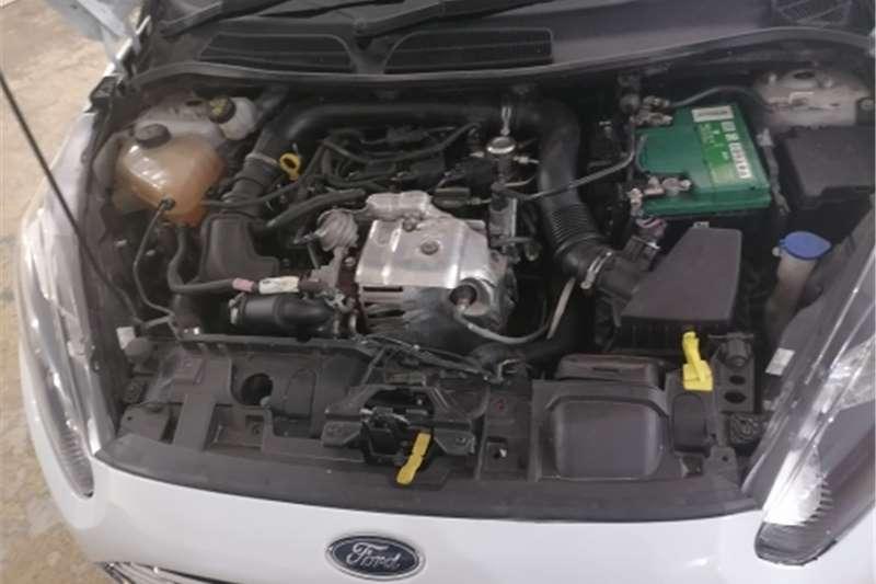 Used 2015 Ford Fiesta 5 door 1.0T Trend auto