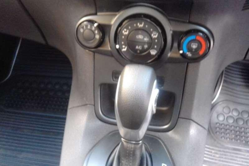 Ford Fiesta 5 door 1.0T Trend auto 2016