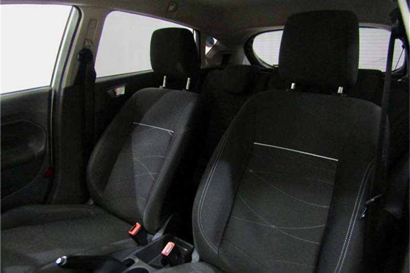 Ford Fiesta 5-door 1.0T Trend auto 2016