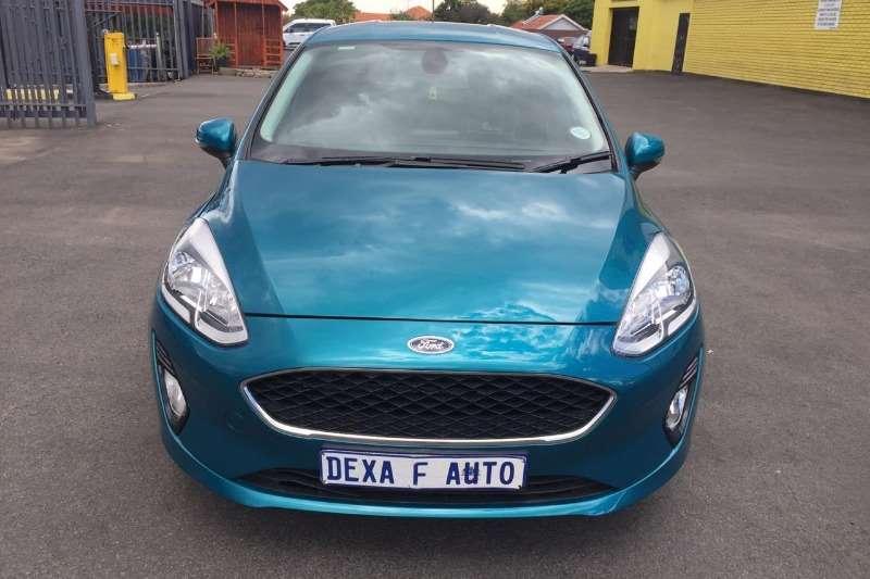 5 Door Car >> Ford Fiesta 5 Door 1 0t Trend Auto
