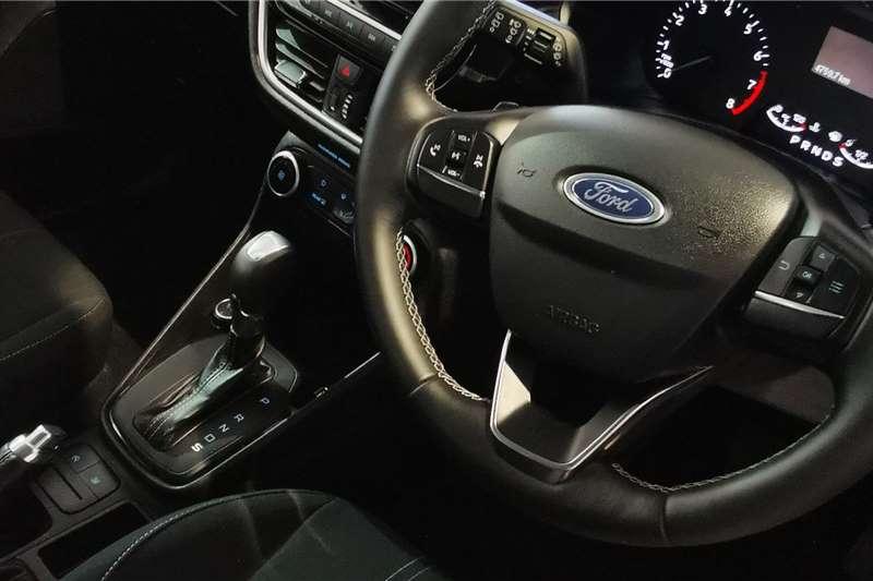 2019 Ford Fiesta Fiesta 5-door 1.0T Trend auto