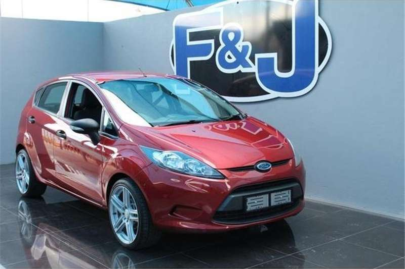 Ford Fiesta 5 door 1.4 Ambiente 2009