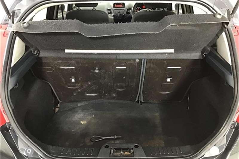 Ford Fiesta 5-door 1.4 Ambiente 2010