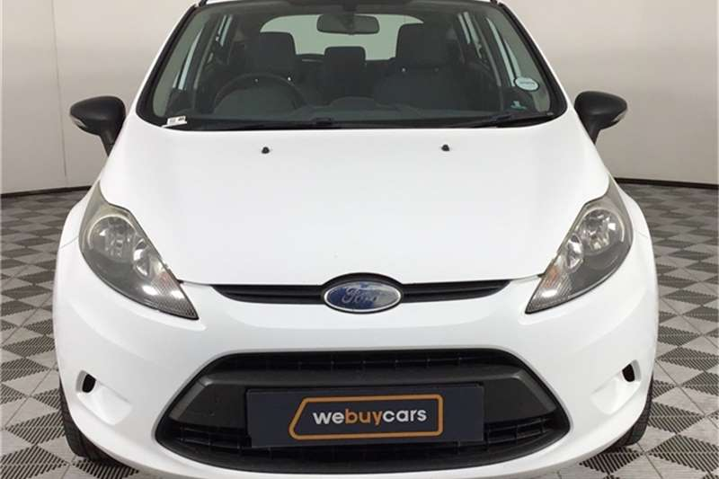 Used 2010 Ford Fiesta 5 door 1.4 Ambiente
