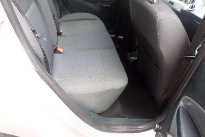 Ford Fiesta 5 door 1.4 Ambiente 2011