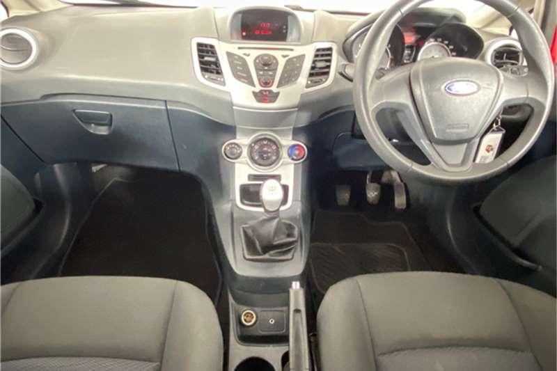 Used 2011 Ford Fiesta 5 door 1.4 Ambiente