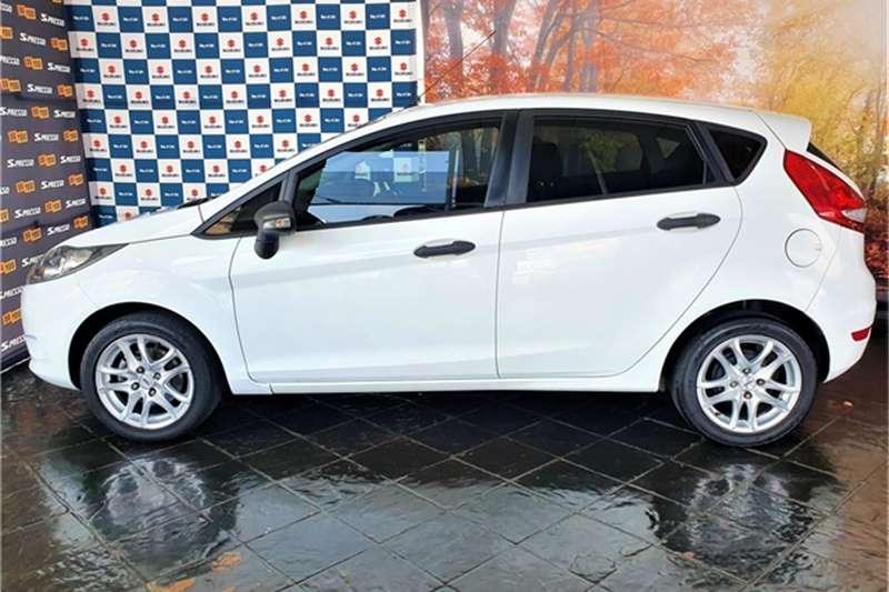 Used 2012 Ford Fiesta 5 door 1.4 Ambiente