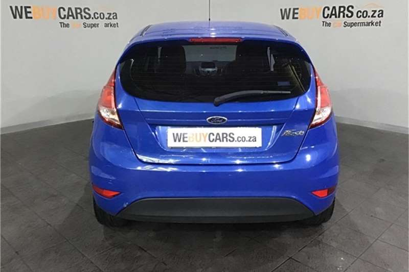 Ford Fiesta 5 door 1.4 Ambiente 2013