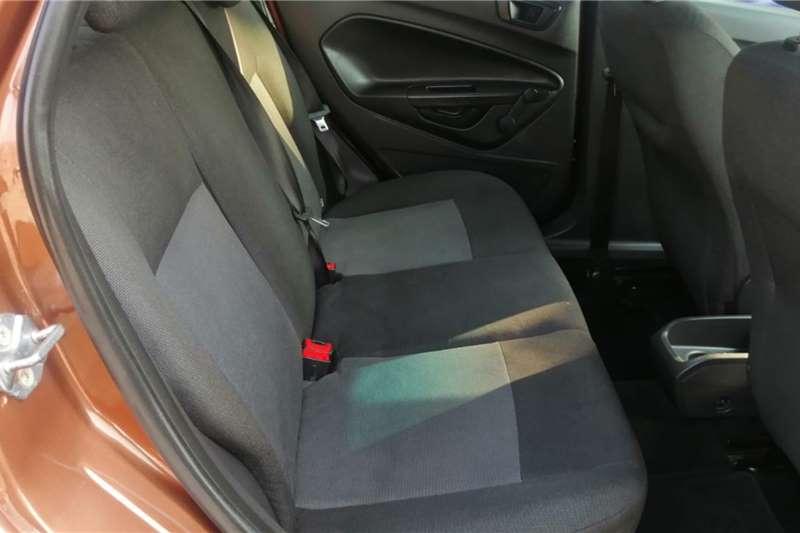 Used 2013 Ford Fiesta 5 door 1.4 Ambiente
