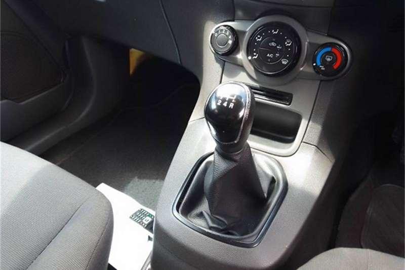 Used 2014 Ford Fiesta 5 door 1.4 Ambiente
