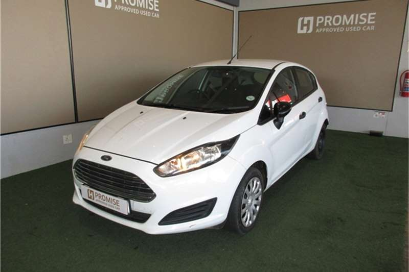 Ford Fiesta 5 door 1.4 Ambiente 2015