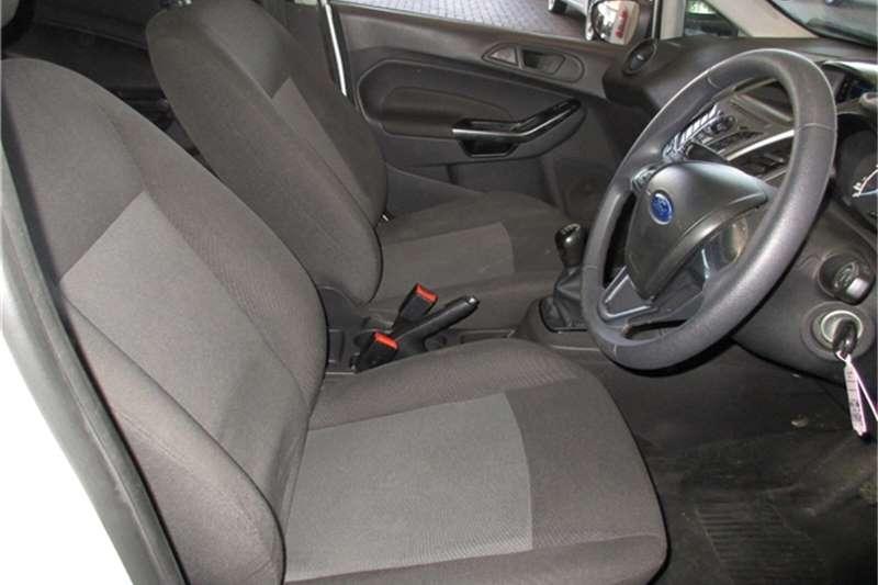Ford Fiesta 5 door 1.4 Ambiente 2015